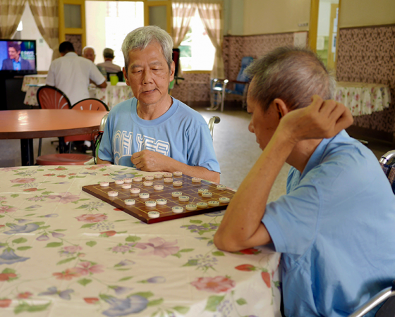 Singapore: A Pilot Assisted Living Facility