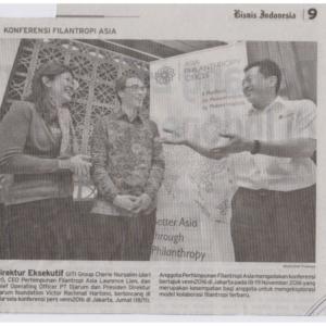 20161121_1_BisnisIndonesia<br><h6>Konferensi Filantropi Asia</h6>