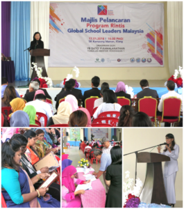 Launch of APC's First Project in Malaysia: Catalysing School Leadership