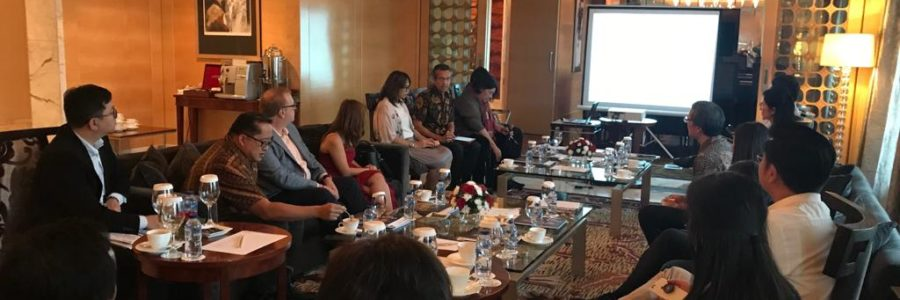 Roundtable with Coral Triangle Center and NEWRI:  Lessons on Water and Waste Management