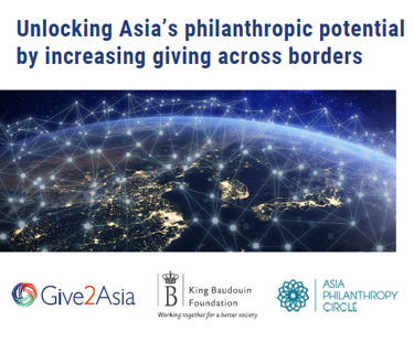 Transnational Giving Asia Feasibility Study